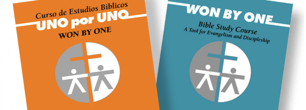 Won By One Bible Study Books cropped